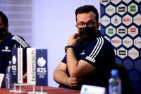 Press conference (National team of Slovenia WA) 03-May-2021